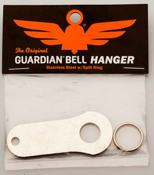 Stainless Steel Bell Hanger by Guardian Bell